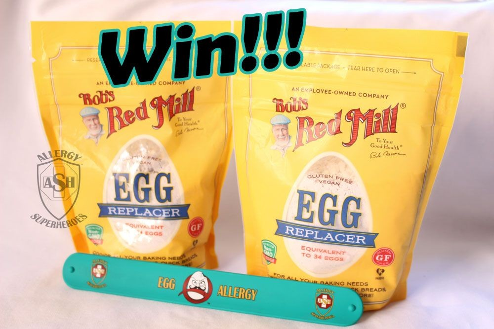 Egg Allergy Giveaway