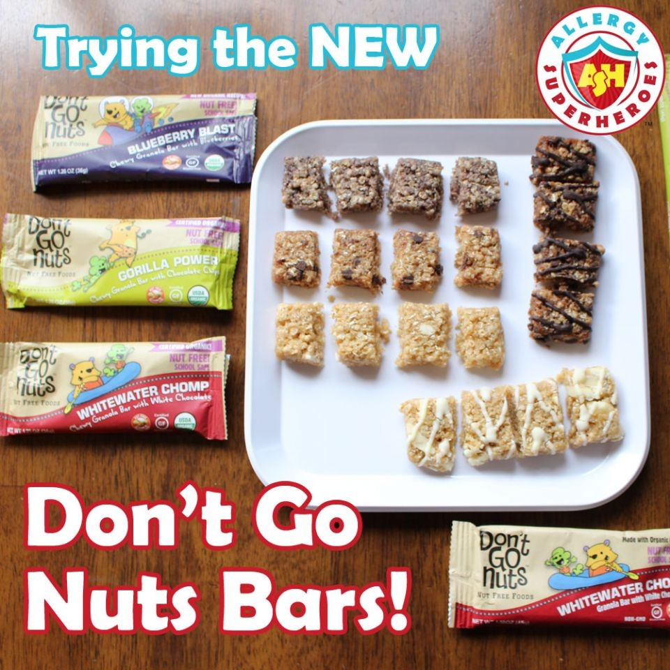 The New Look of Don't Go Nuts