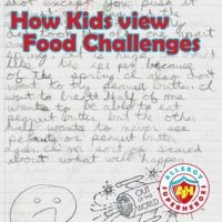 How Kids view Food Challenges