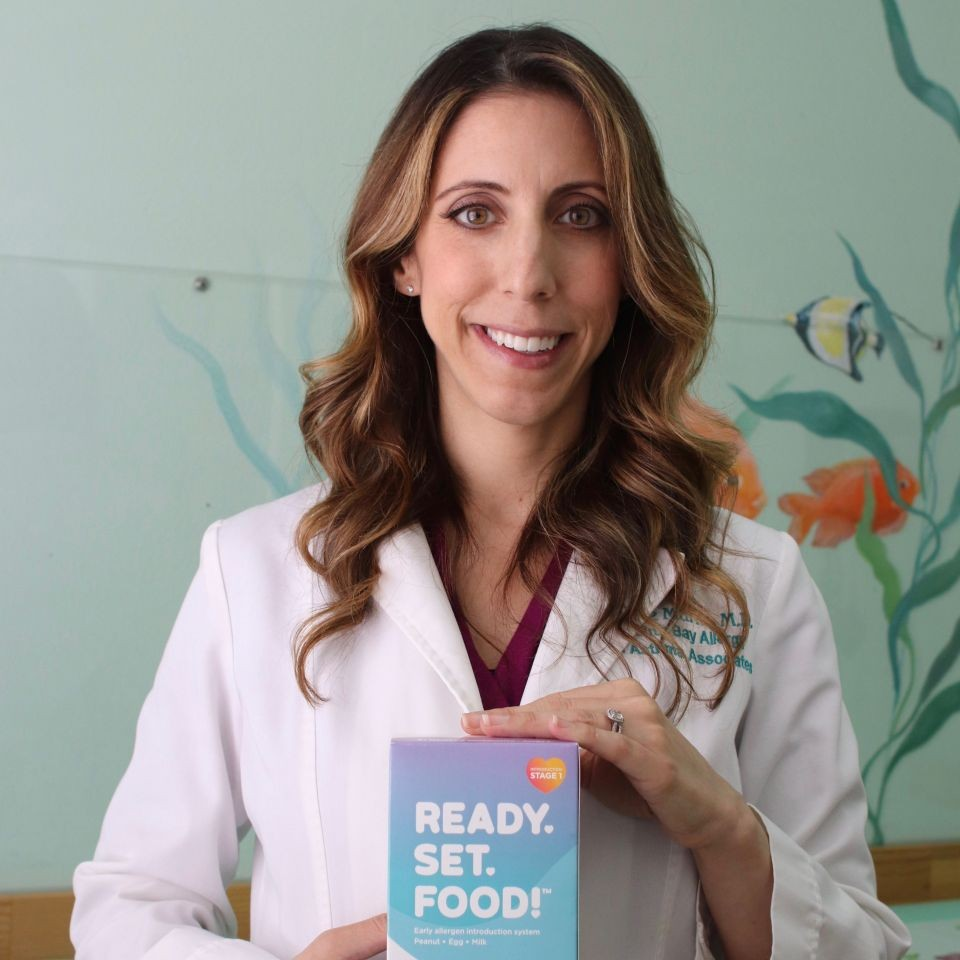 Childhood Food Allergy Prevention Q&A with Dr. Katie Marks-Cogan