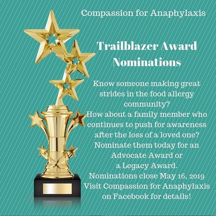 Love Remembers Day Trailblazer Award Nominations 2019