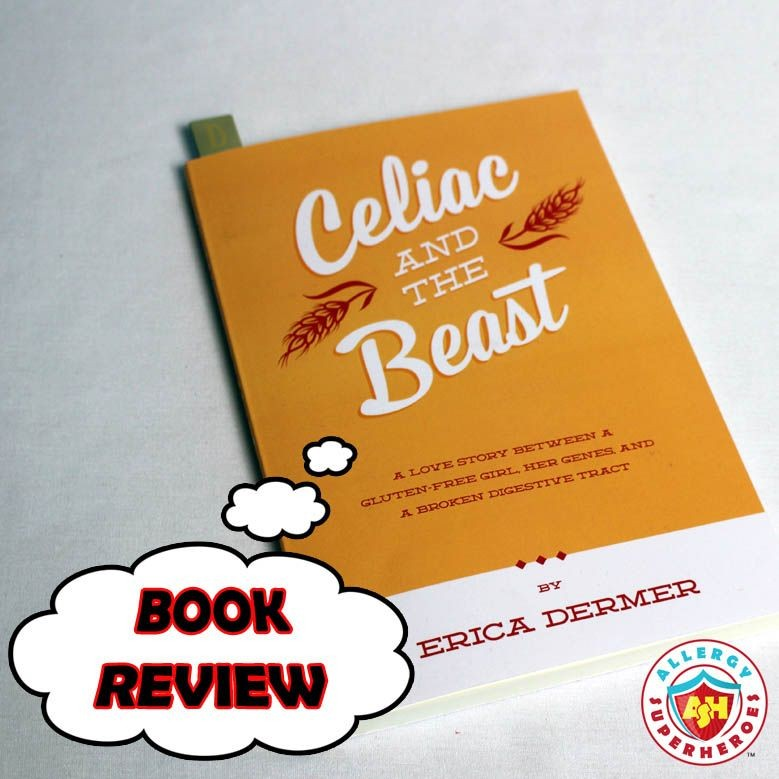Celiac and the Beast Book Review