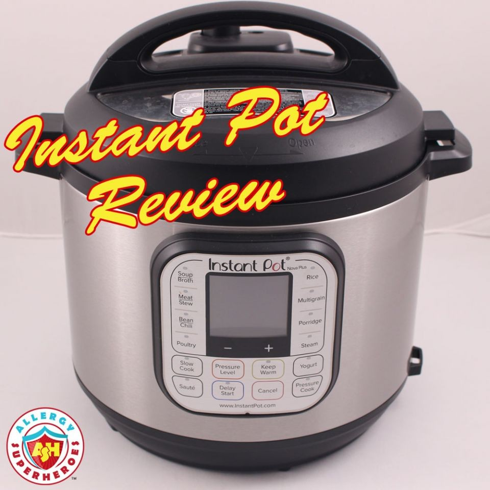 Instant Pot Review – Not Instantly Impressed