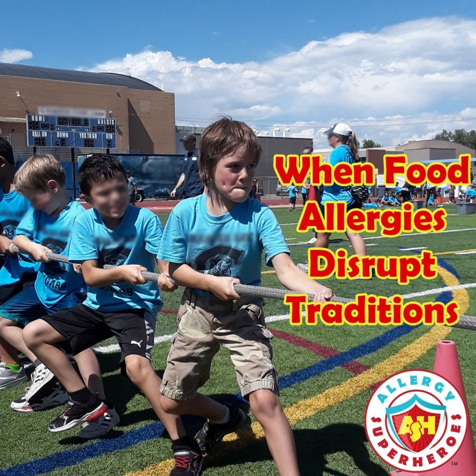 When Food Allergies Disrupt Traditions