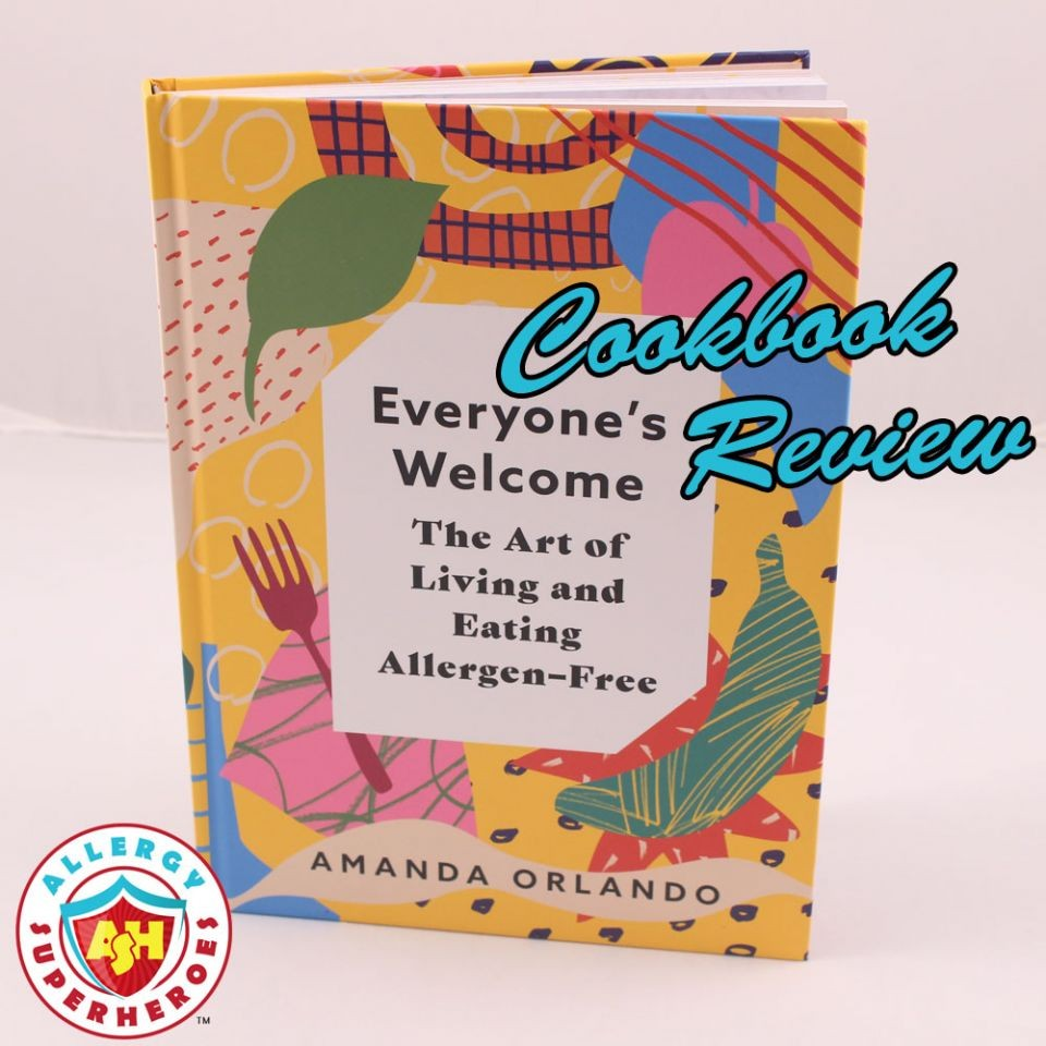 Cookbook Review – Everyone's Welcome
