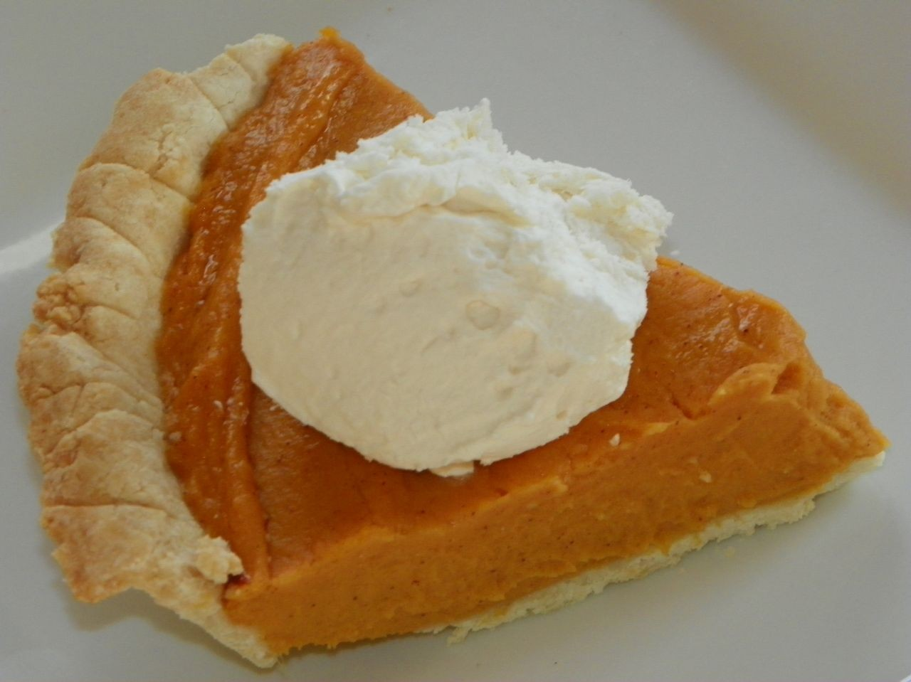No Hassle Pumpkin Pie Recipe