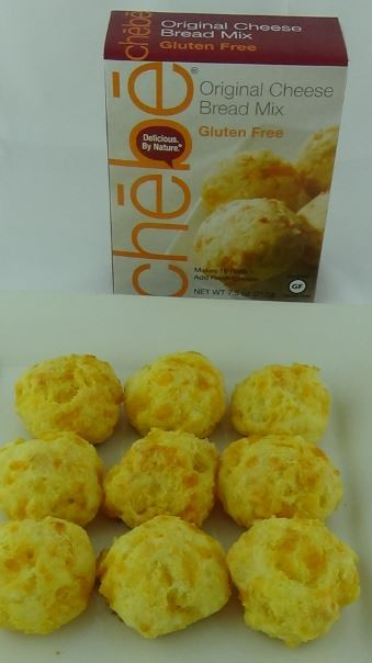 Chebe Original Cheese Bread Mix
