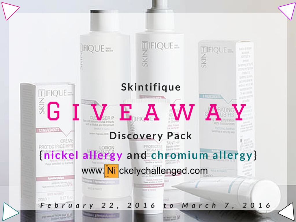 Skintifique Discovery Pack Giveaway