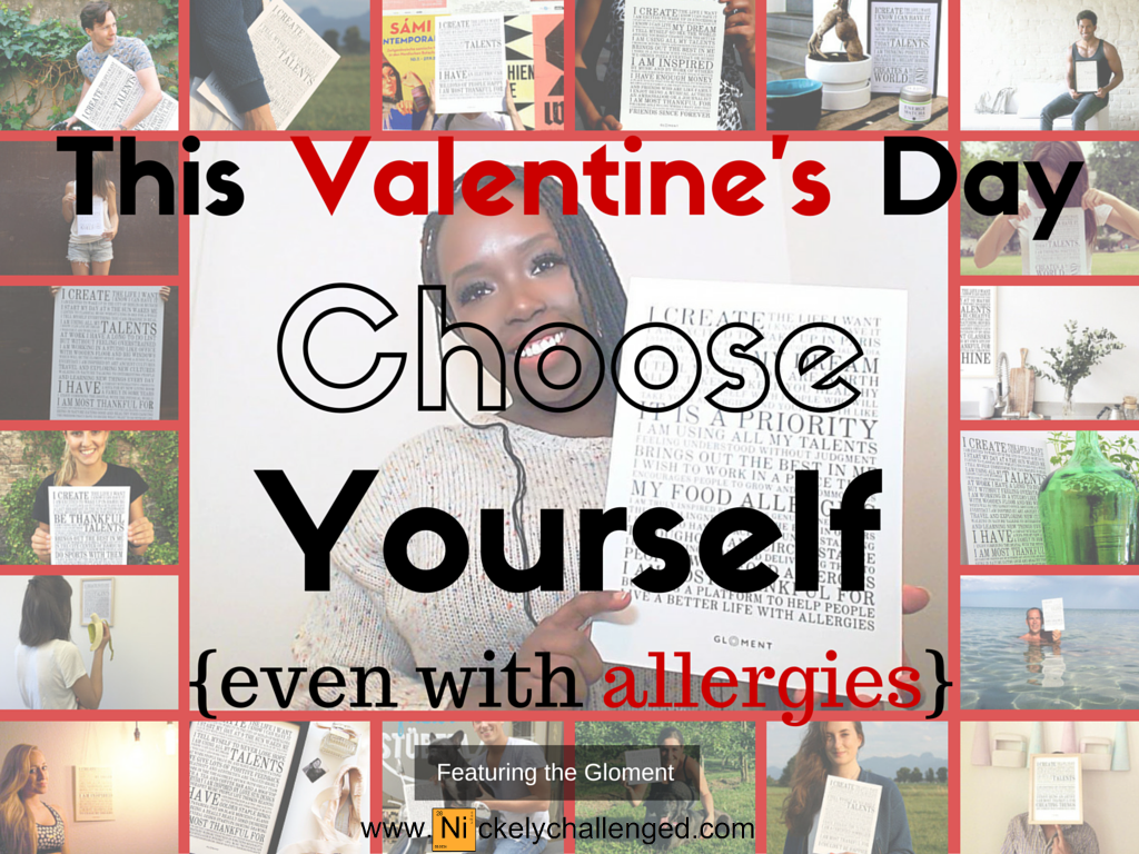This Valentine's Day, Choose Yourself Even with Allergies