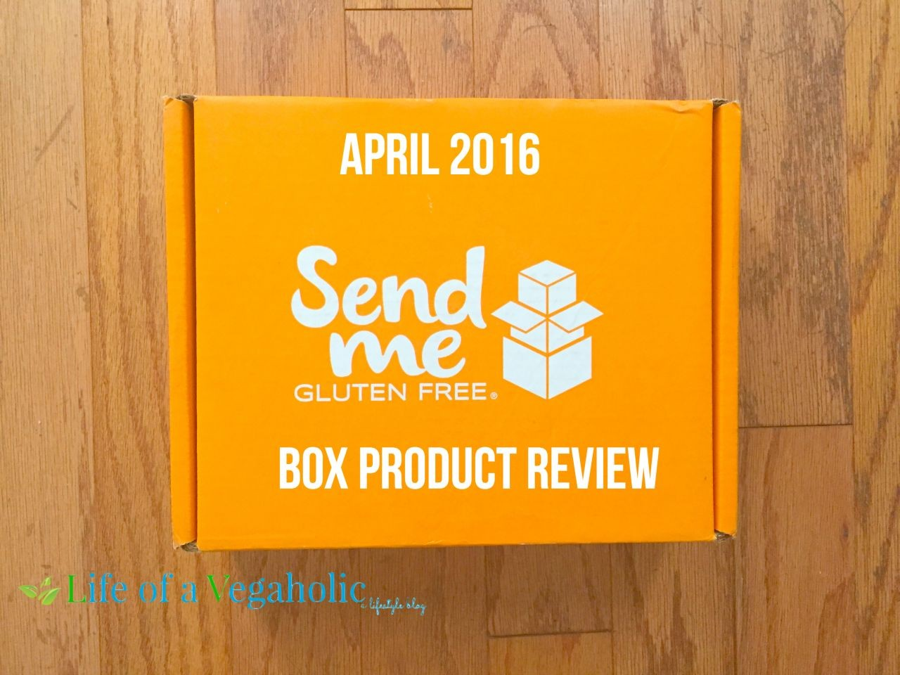 Send Me Gluten Free April 2016 Box Product Review