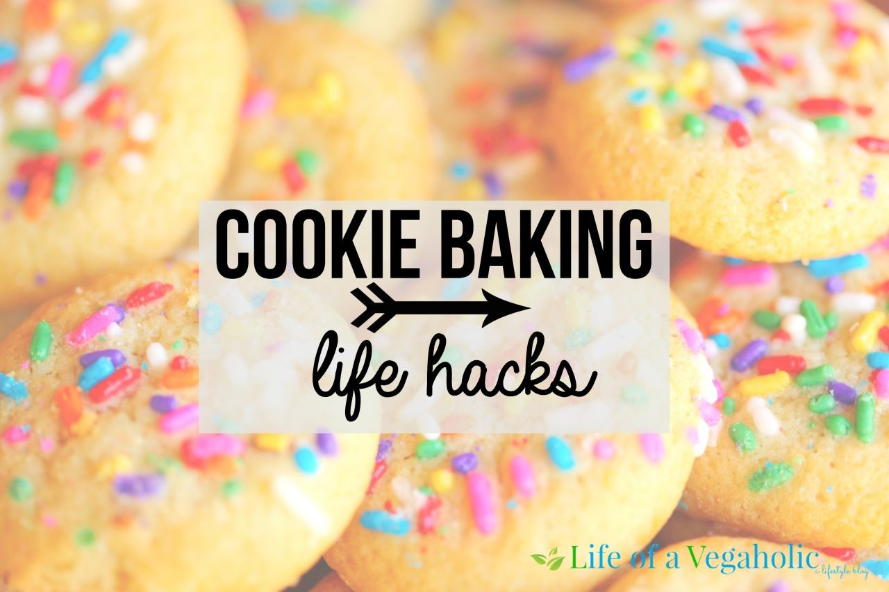 10 Cookie Baking Life Hacks