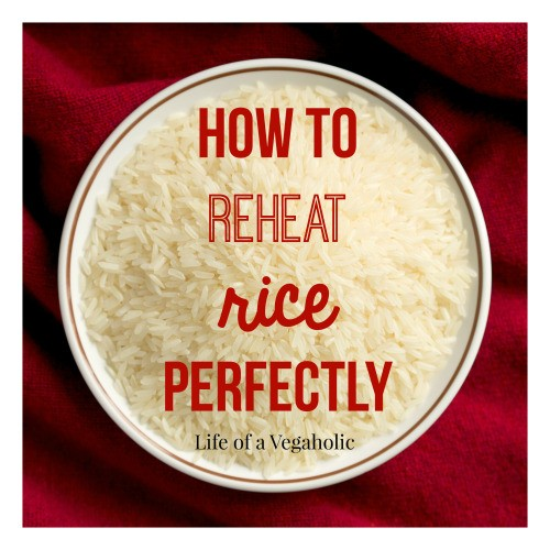 How To Reheat Rice Perfectly
