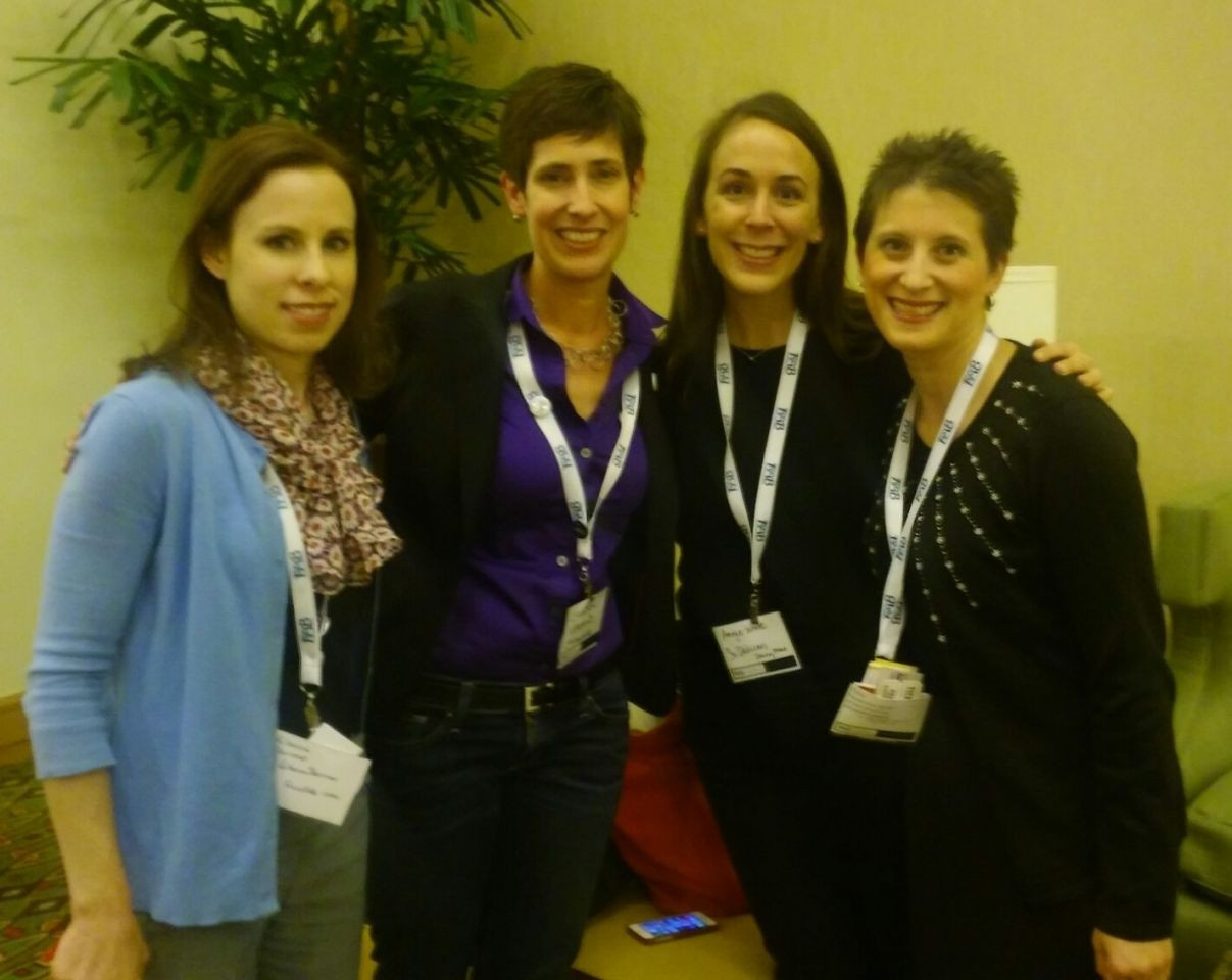 What Happens at FABlogcon Gets Talked and Blogged About!