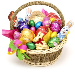 Last Minute Dairy Free Easter Basket Ideas