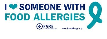 Love and Food Allergies