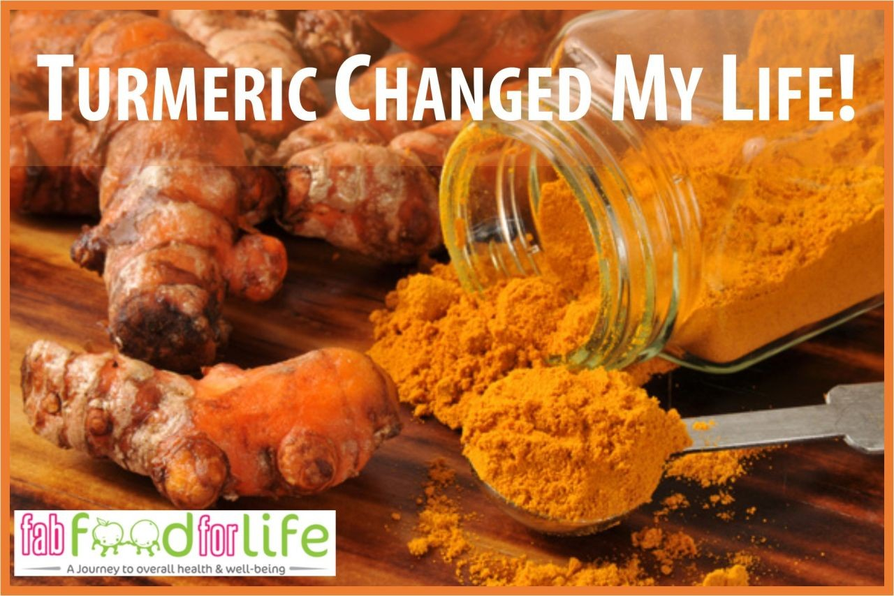 Turmeric Changed My Life!