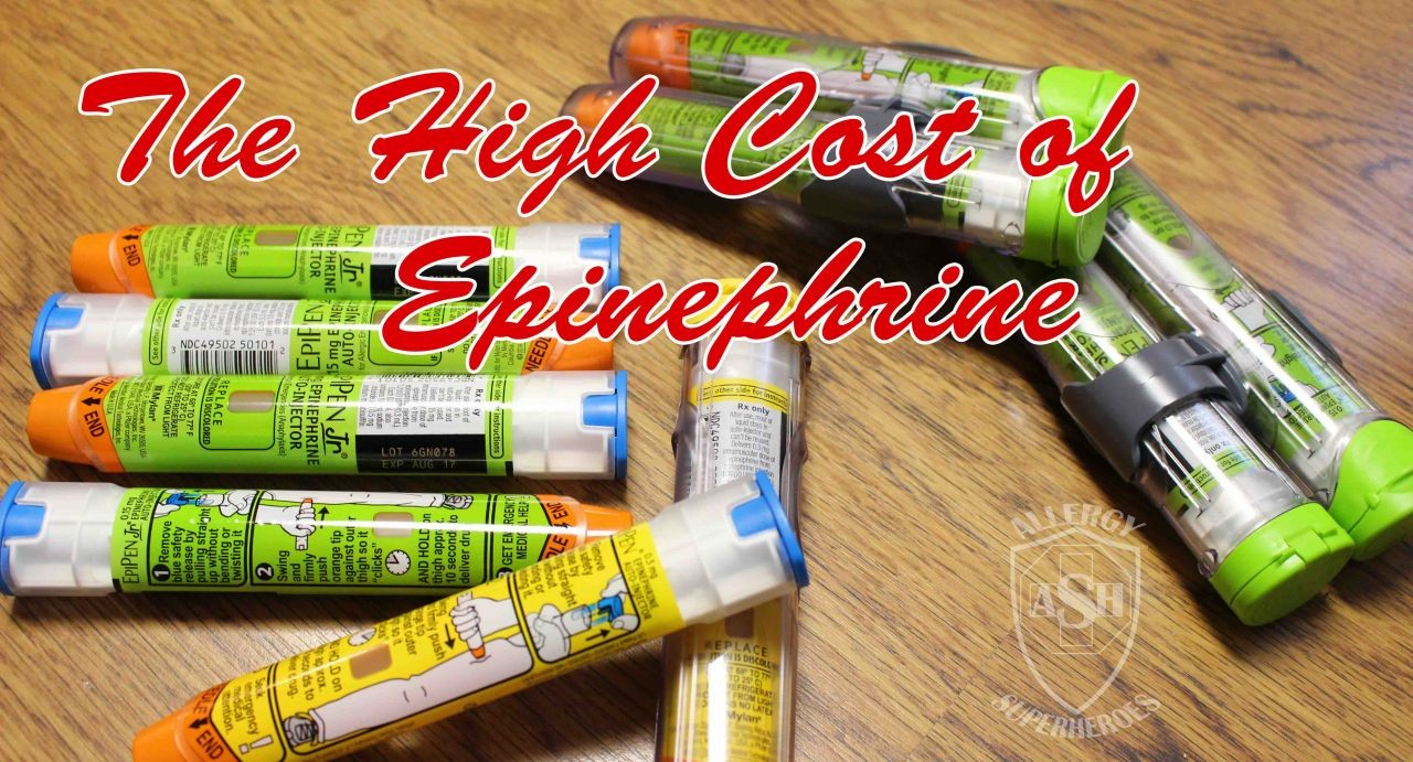The High Cost of Epinephrine