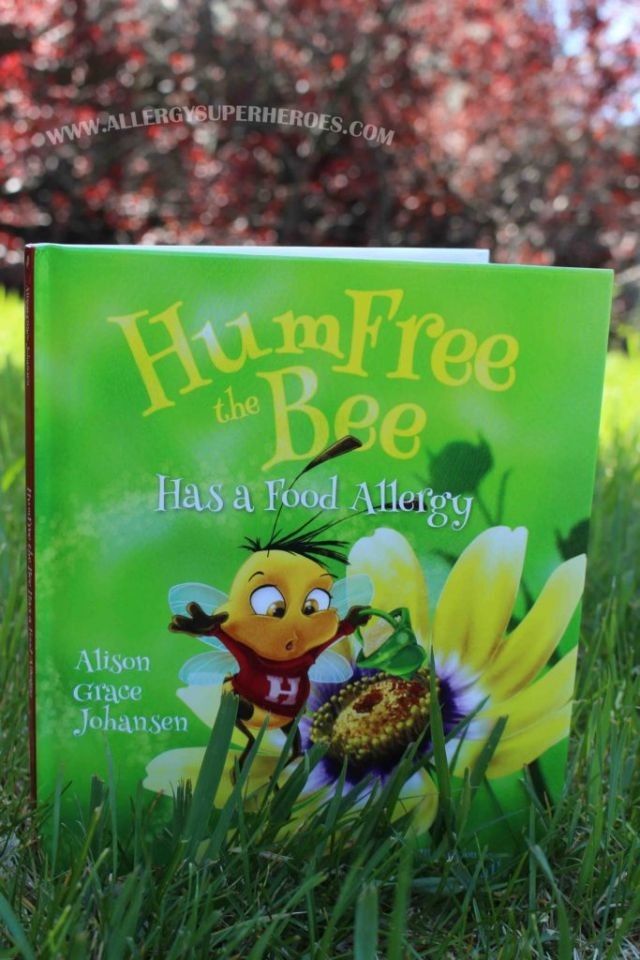 Allergy-Friendly Review – HumFree the Bee