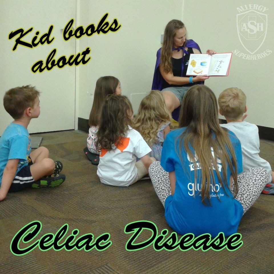 Picture Books About Celiac Disease