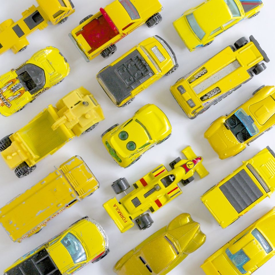 The Link Between Yellow Cars and Food Allergies