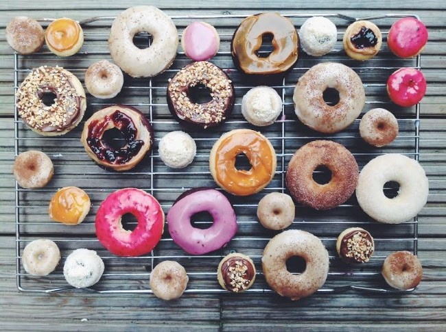 Q&A with Founder of Borough 22, Vegan, Gluten-Free Doughnuts in London