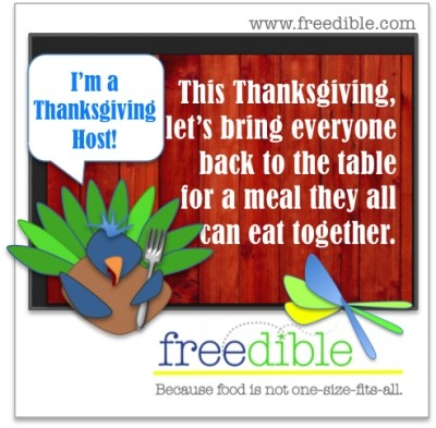 The Thanksgiving Campaign is Underway! Here's How Bloggers Can Get Involved!