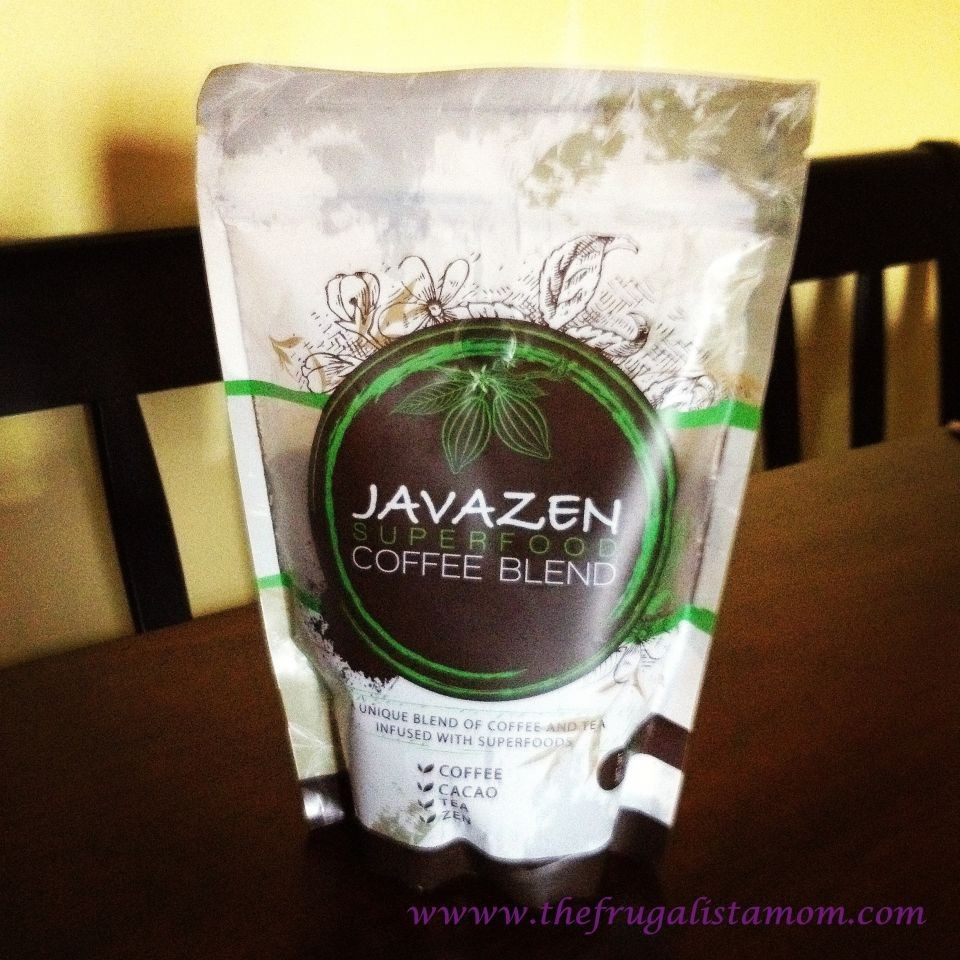 Javazen Coffee Blend Review & Giveaway