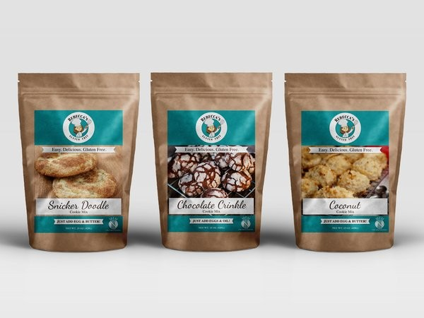 Have You Tried Rebecca's Gluten Free Cookie Mixes Giveaway