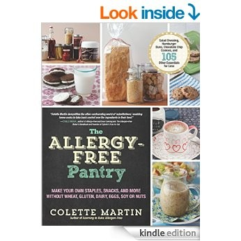 Making Mayo with Colette Martin: Review of The Allergy-Free Pantry