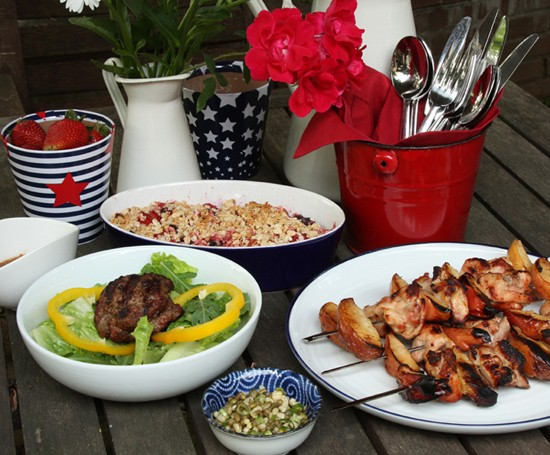 July 4th Recipes That Bring Everyone Back to the Table: freedible News
