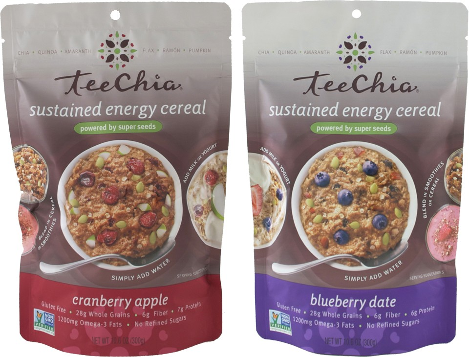 New TeeChia Packaging & Sweetness
