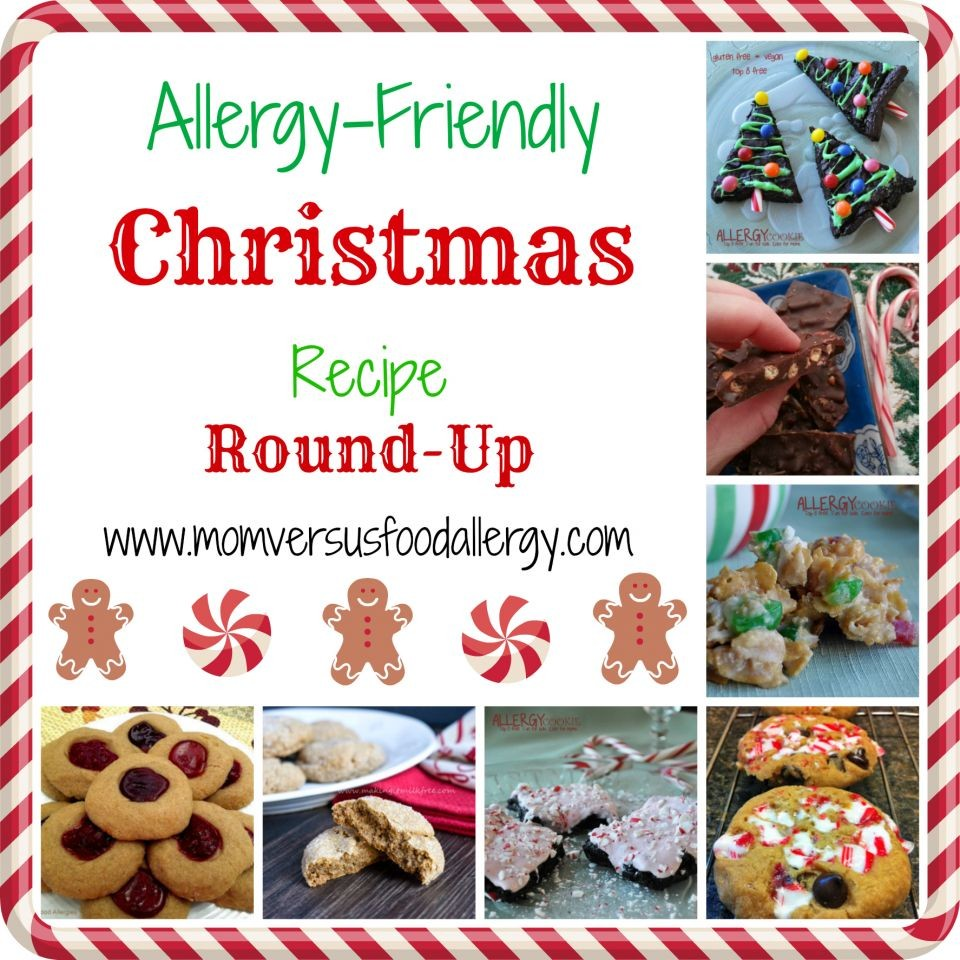 Allergy-Friendly Christmas Recipe Round-Up
