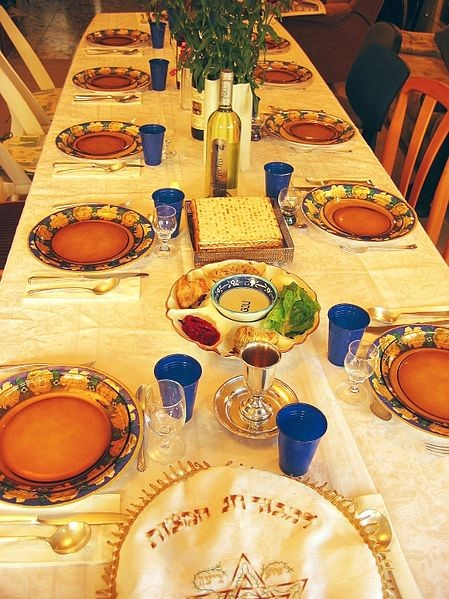 Sharing Traditions: of Food, Freedom & Passover