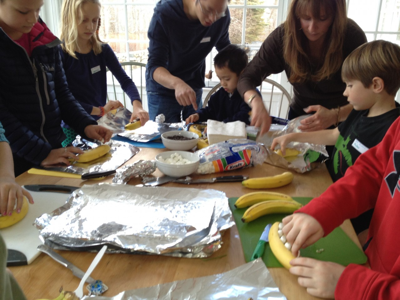 How a cooking class can make food allergy kids into... kids!
