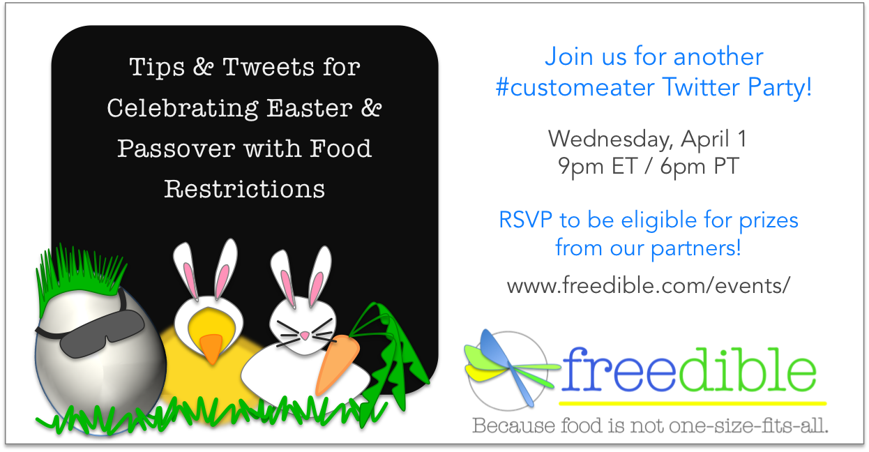 RSVP for tonight's Twitter party here!