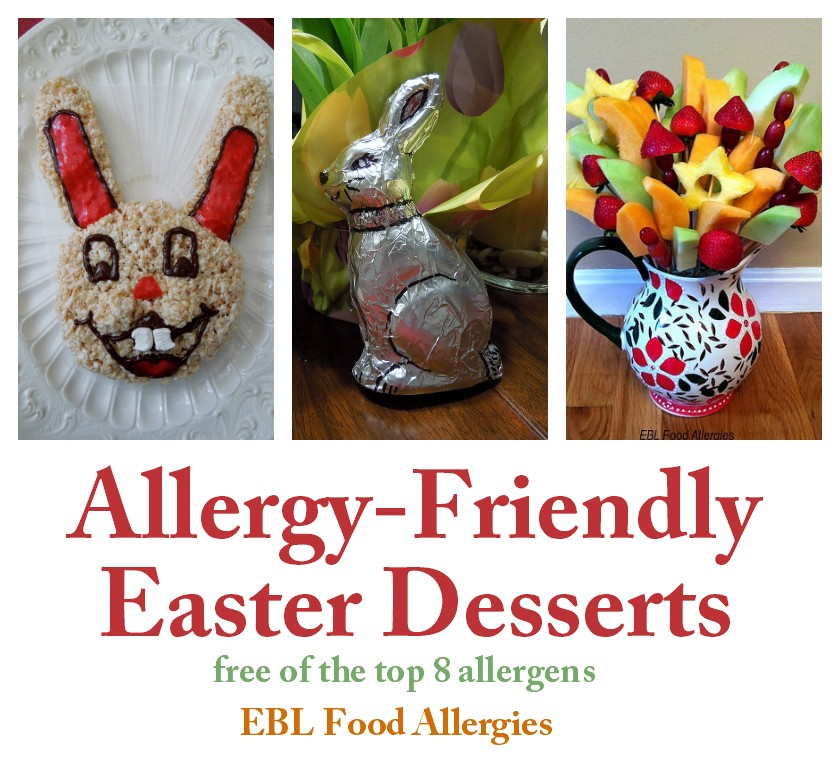 Allergy-Friendly Easter Desserts