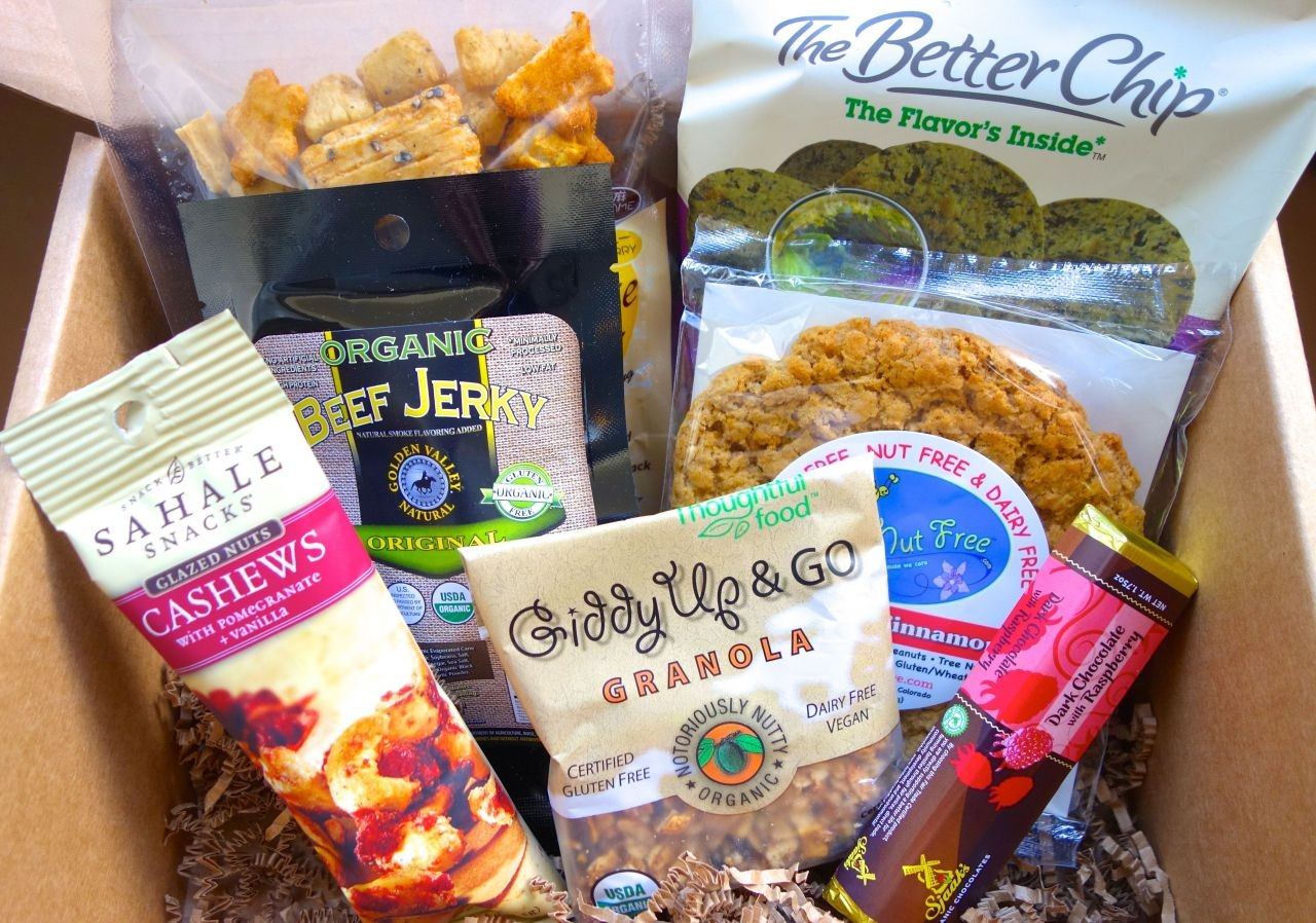 Win a customized Grab & Go Treat Box!
