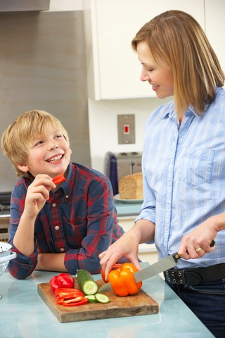 Guiding Your Child's Attitude About Food Allergies