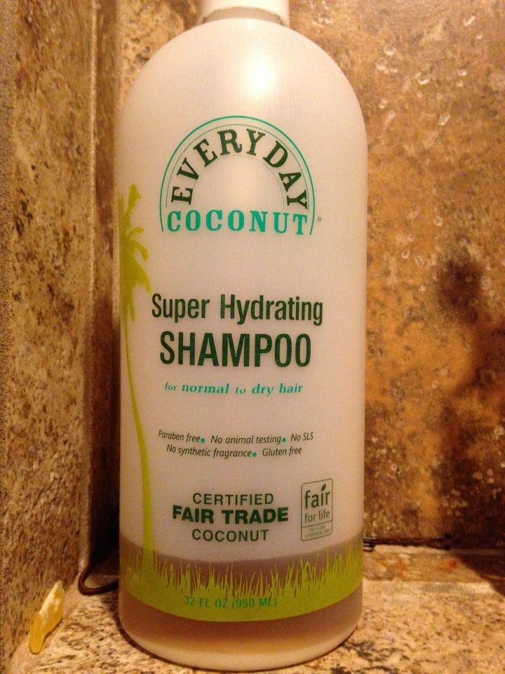 EveryDay Coconut – Super Hydrating Shampoo