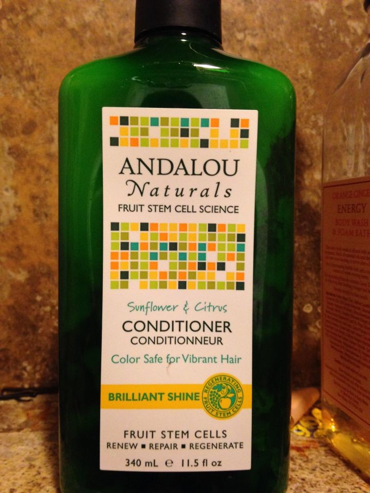 Andalou Naturals Conditioner in Sunflower & Citrus
