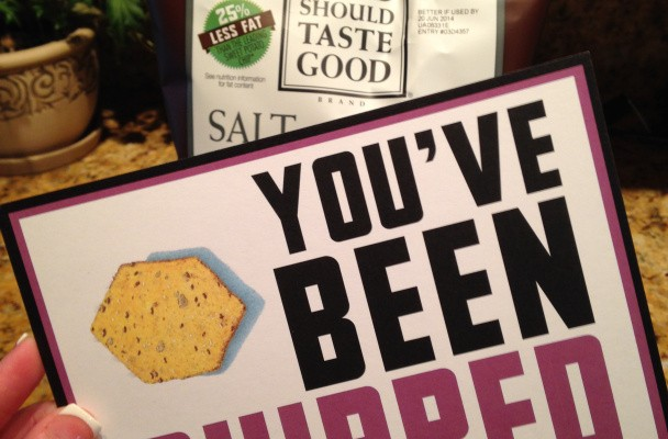 Food Should Taste Good – Natural Chips