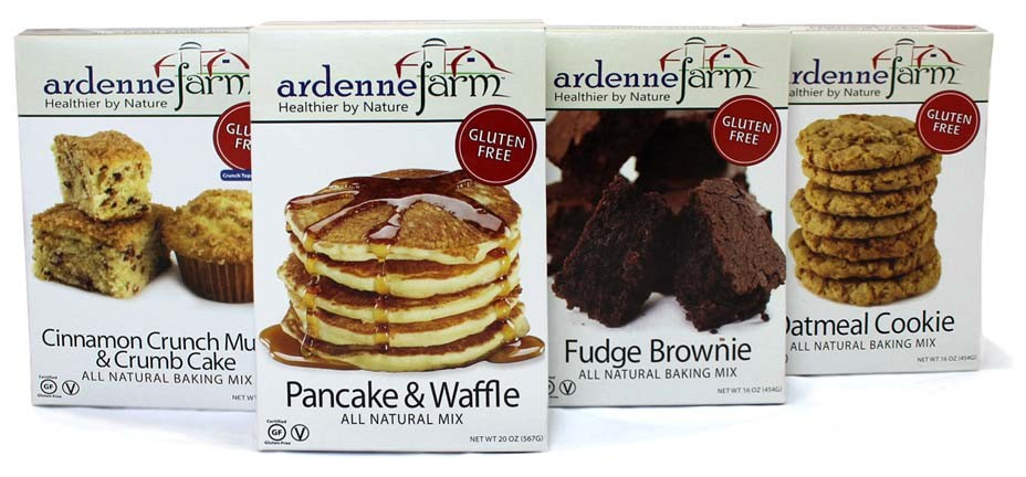 Mix up some gluten-free magic in the kitchen with Ardenne Farm