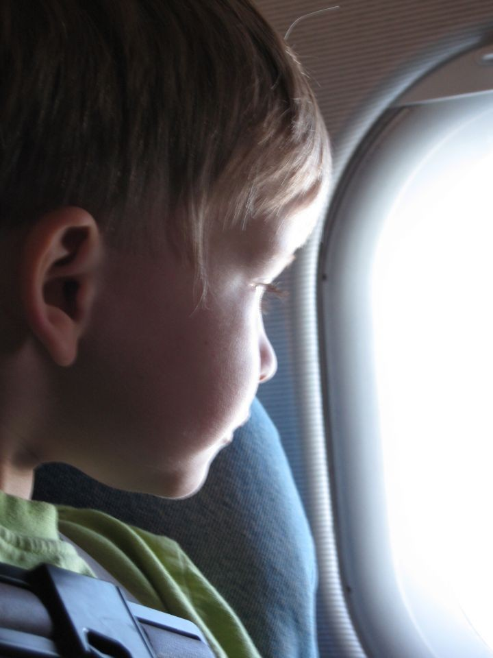 Flights, Peanuts, Allergic Kids -- and, Yes -- Anxiety