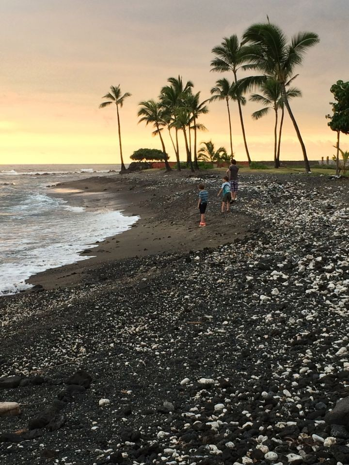 Navigating the Big Island of Hawaii with Celiac and a Peanut Allergy