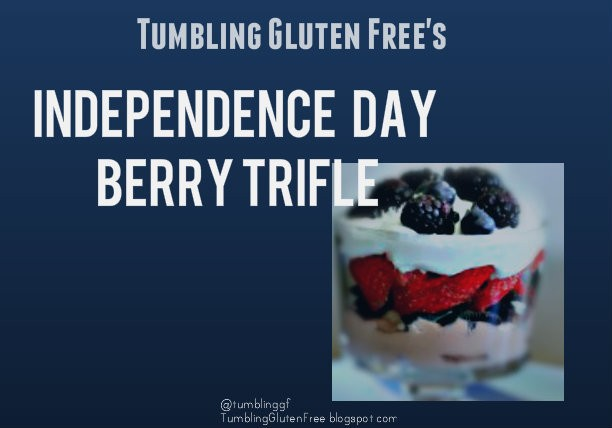 Independence from Food-Fear for 4th of July