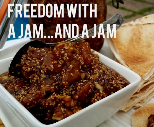 Getting Figgy With It, Or Freedom to JAM
