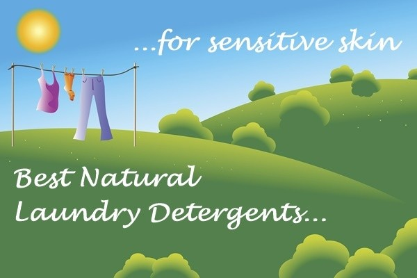 Best Natural Laundry Detergents for Sensitive Skin and Allergies