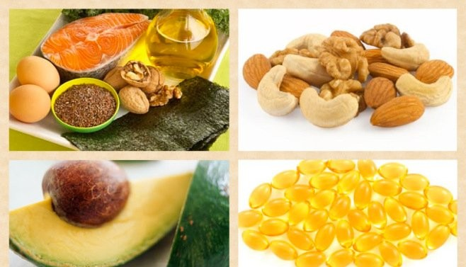 The Benefits of Omega Fatty Acids