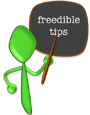 freedible tips!
