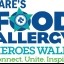 FARE Food Allergy Heroes Walk -Foster City,CA